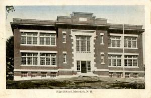 NH - Meredith. High School
