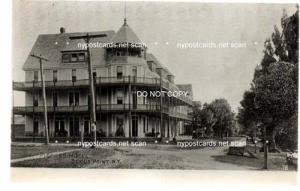Pickard Hotel, Bemus Point NY