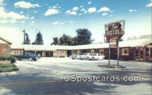 Rock Trim Motel