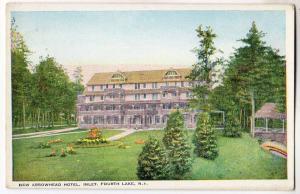 New Arrowhead Hotel, Inlet, 4th Lake