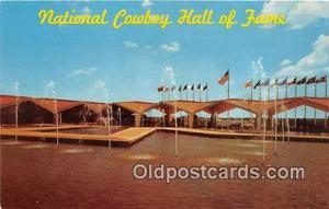 Route 66 Postcard Oklahoma City, OK, USA National Cowboy Hall of Fame
