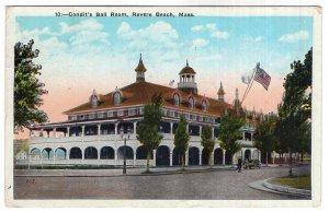 Revere Beach, Mass, Condit's Ball Room