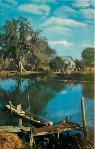 LA, Louisiana, Along The Bayou, Deep South Specialties No. DS113