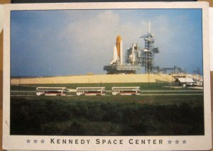United States NASA Florida Kennedy Space Center - posted 1997