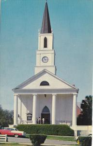 Presbyterian Church, Tallahassee, Florida, United States, 40´s-60´s