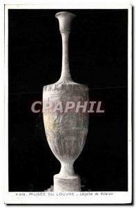 Old Postcard Louvre Museum L?cythe of Killaron