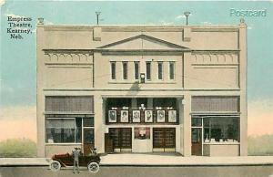 NE, Kearney, Nebraska, Empress Theatre, E.C. Kropp No. 9703