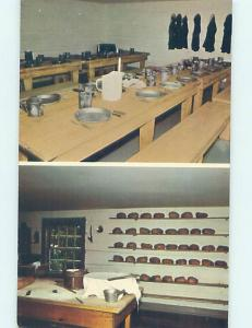 Pre-1980 BAKERY AT STATE PARK Copper Harbor - Grant Township Michigan MI H2084