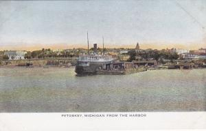 PETOSKY, Michigan from the Harbor, 00-10s