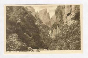 Natal : Drahensberg Mountains, 30-50s