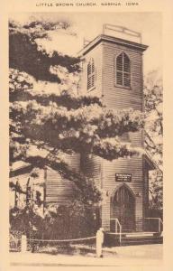 Little Brown Church, Nashua, Iowa 1954