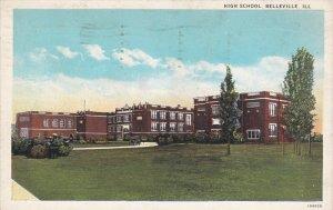 BELLEVILLE, Illinois; High School, PU-1939