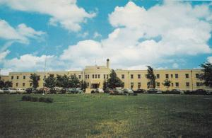 Kansas St Joseph Hospital & Nurses Training School Postcard