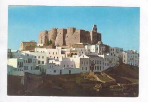 PATMOS, Exterior, St John's Holy Convent, Greece, 40-60s