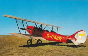 Red Pheasant Airplane , Western Developement Museum , SASKATOON , Saskatchewa...