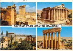 Lebanon Souvenir From Lebanon (Baalbeck) Temple Ruins Tempel