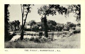 RI - Harrisville. The Falls