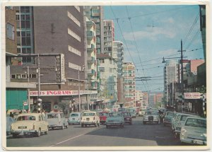 HILLBROW, JOHANNESBURG, South Africa, 1966, used Postcard
