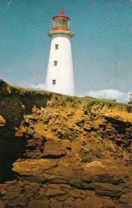 Point Prim Lighthouse , P.E.I. , Canada , PU-1967