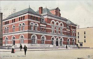 United States Post Office, Utica, New York, PU-1908