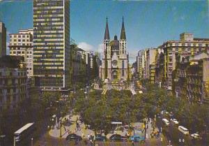 Tha Cthaedral Sao Paulo Brazil