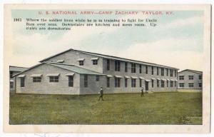 US National Army Camp, Zachary Taylor KY