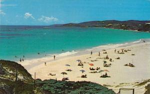 The Castle Harbour Hotel Beach, Bermuda, 1940-1960s