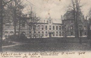 Berchem-lez-Anvers , Belgium , 1908