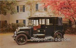 Long Island Auto Museum, Southampton, NY, USA Postcard Post Card 1934 Austin...
