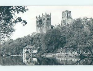 Pre-Linen Tuck DURHAM CATHEDRAL IN DURHAM ENGLAND UK HL9372