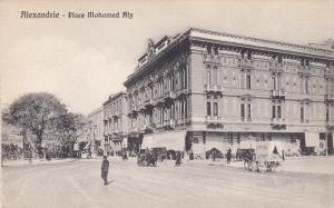 ALEXANDRIA , Egypt , 00-10s ; Place Mohamed Aly
