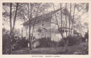 Kansas Baldwin Quayle Home Albertype