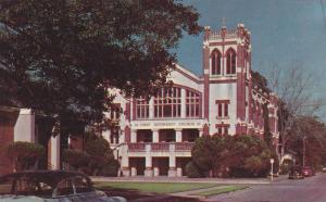 First Methodist Church, Orange, Texas, 1950-1960s