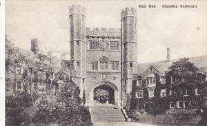 New Jersey Princeton Blair Hall Albertype