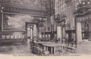 Monaco Monte Carlo Salle Trente-et-Quarante
