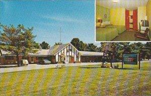Vermont White River Junction Maple Leaf Motel