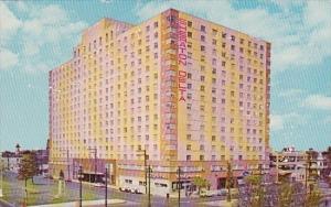 Louisiana New Orleans Sheraton Delta Motor Hotel