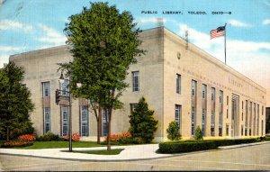 Ohio Toledo Public Library 1947
