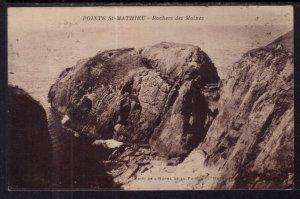 Rochers des Moines,Pointe St Mathieu,France BIN