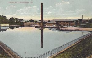 Filter Plant , HARRISBURG , Pennsylvania , PU-1916
