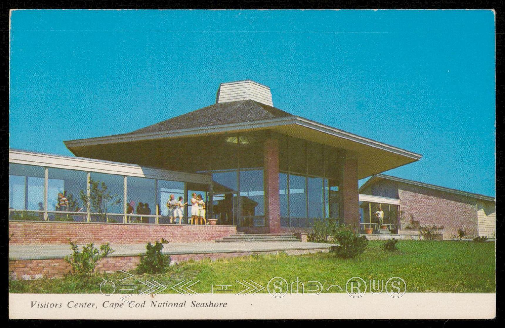 images détaillées acheter maintenant spécial chaussure Visitors Center, Cape Cod National Seashore - Eastham ...
