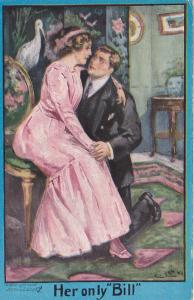 AS: C. Levi, Couple In Love, Her Only Bill, PU-1911