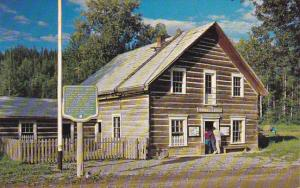 Cottonwood House Barkerville British Columbia Canada