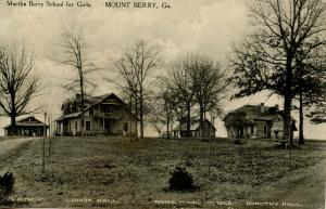 GA - Mt Berry. The Martha Berry School for Girls