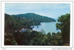 North Coast, Penang, Malaysia, 1950s