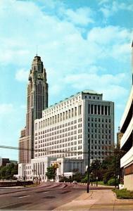 Ohio Columbus Ohio Departments Of State Building