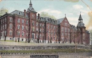 St. Elizabeth Academy, ALLEGANY, New York, 1900-1910s