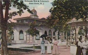 New Jersey Ocean Grove IBetheseda Well & Tabernacle