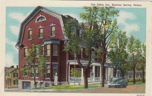 ROARING SPRING, Pennsylvania, 1930-40s; Eldon Inn