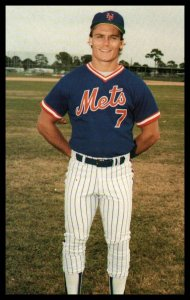 John Gibbons,Catcher,New York Mets Baseball